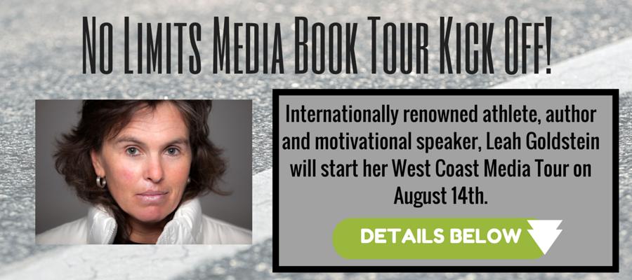 No Limits Media Book Tour Kick Off