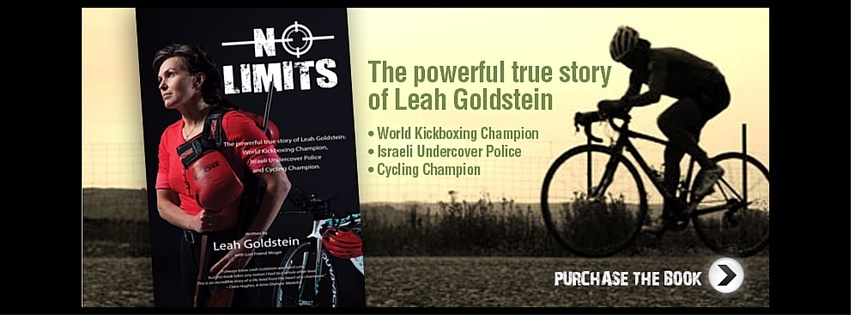 Leah Goldstein No Limits