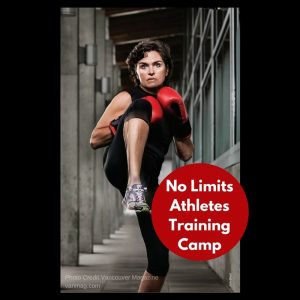 No Limits Athletes Training Camp. For private clients of Leah Goldstein only.