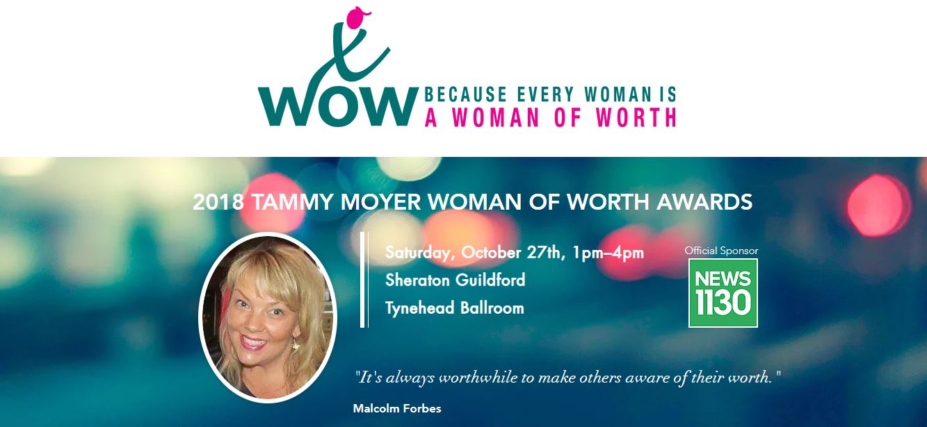 2018 Tammy Moyer Woman of Worth Awards