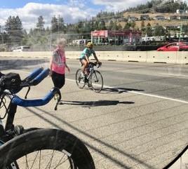 endurance cyclist crew